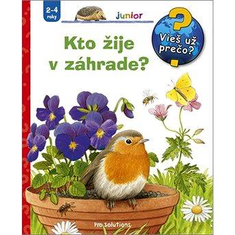 Kto žije v záhrade? (978-80-8139-109-5)