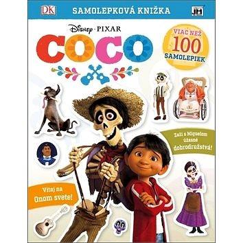 Coco Samolepková knižka (978-80-7518-053-7)