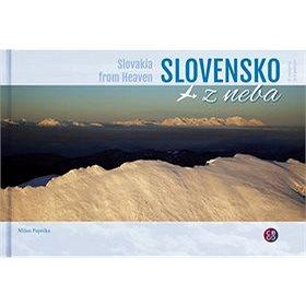 Slovensko z neba: Slovakia from Heaven (978-80-8144-165-3)