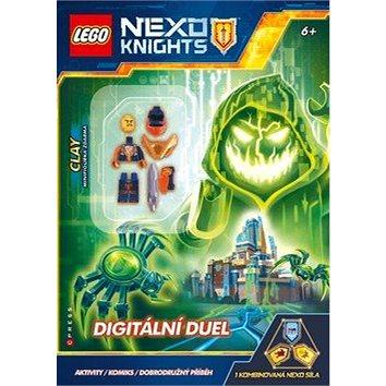 LEGO Nexo Knights Digitální duel (978-80-264-1850-4)