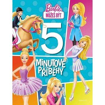 Barbie 5minutové příběhy (978-80-252-4228-5)