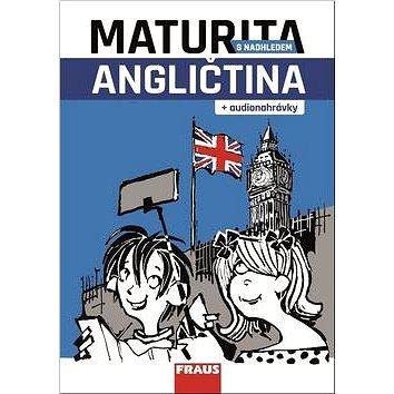 Maturita s nadhledem Angličtina: + audionahrávky (978-80-7489-416-9)