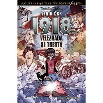 Vznik ČSR 1918 (978-80-271-0361-4)