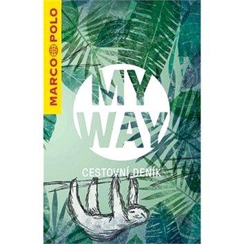 My Way Cestovní deník vzor lenochod (9783829731904)