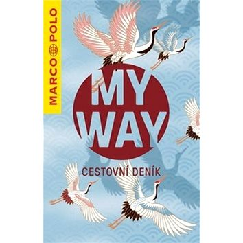 My Way Cestovní deník vzor ptáci (9783829731911)