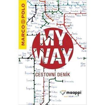 My Way Cestovní deník vzor maappi (8595133203203)