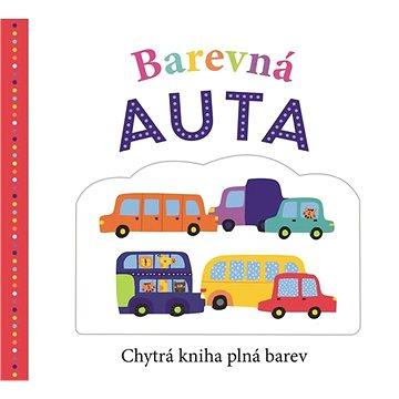 Barevná auta: Chytrá kniha plná barev (978-80-256-2316-9)