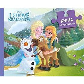 Ledové království Kniha s překvapením (978-80-252-4158-5)