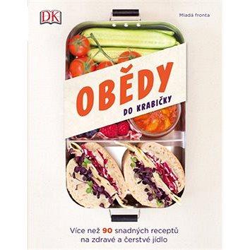 Obědy do krabičky: Více než 90 snadných receptů na zdravé a čerstvé jídlo (978-80-204-4588-9)