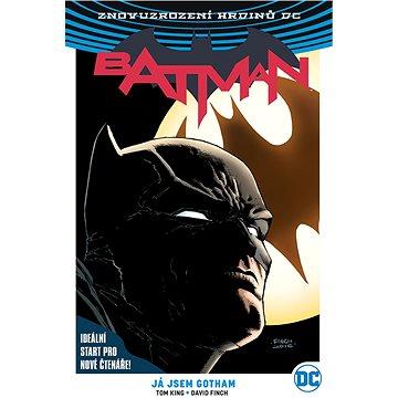 Znovuzrození hrdinů DC: Batman 1: Já jsem Gotham (978-80-7449-612-7)