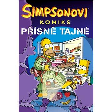 Simpsonovi Přísně tajné (978-80-7449-548-9)