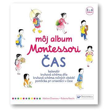 Môj album Montessori Čas (978-80-567-0215-4)
