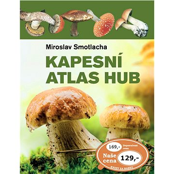 Kapesní atlas hub (978-80-7451-695-5)
