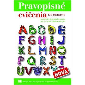 Pravopisné cvičenia k učebnici slovenského jazyka pre 3.ročník základných škôl (978-80-10-03223-5)