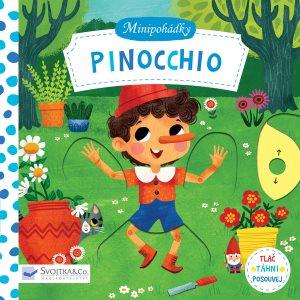 Minipohádky Pinocchio (978-80-256-2345-9)
