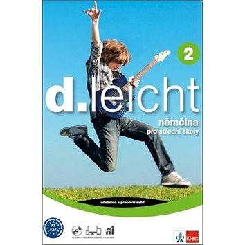 d.leicht 2 Němčina pro střední školy: Učebnice a pracovní sešit (978-80-7397-261-5)