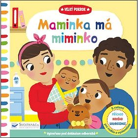 Velký pokrok Maminka má miminko (978-80-256-2251-3)