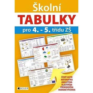 Školní TABULKY pro 4.-5. třídu ZŠ (978-80-253-3764-6)