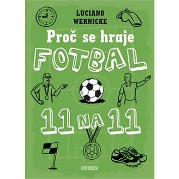 Proč se hraje fotbal jedenáct na jedenáct (978-80-242-6190-4)