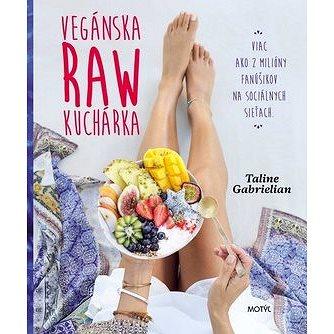 Vegánska raw kuchárka (978-80-8164-154-1)