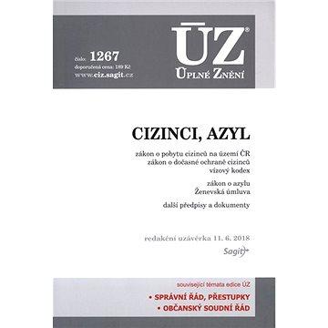 ÚZ 1267 Cizinci, Azyl: podle stavu k 11. 6. 2018 (978-80-7488-300-2)