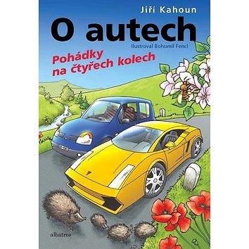 O autech Pohádky na čtyřech kolech (978-80-00-05137-6)