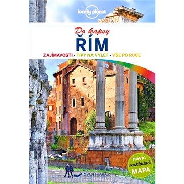 Řím do kapsy: navíc rozkládací mapa (978-80-256-2300-8)
