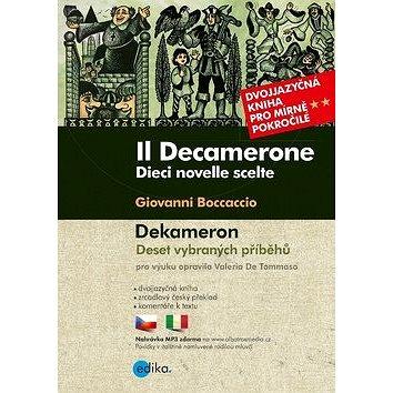 Il Decamerone Dekameron: Dvojjazyčná kniha pro mírně pokročilé (978-80-266-1298-8)