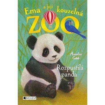 Ema a její kouzelná ZOO Rozpustilá panda (978-80-253-3792-9)