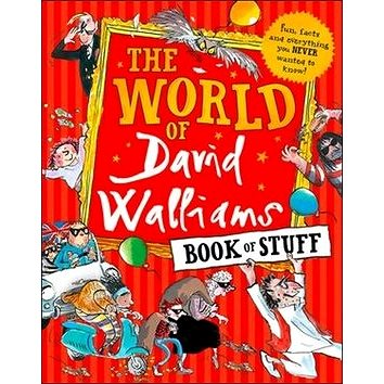 The World of David Walliams Book of Stuff (9780008293253)