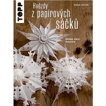 TOPP Hvězdy z papírových sáčků: Křehká zimní dekorace (978-80-88213-40-6)