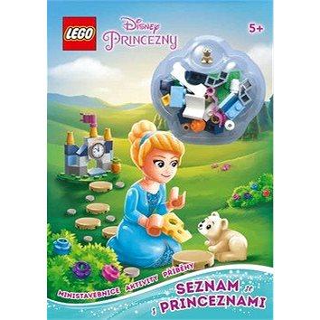 LEGO Disney Princezny Seznam se s princeznami: Ministavebnice, aktivity, příběhy (978-80-264-2015-6)