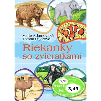 Riekanky so zvieratkami (978-80-7451-712-9)