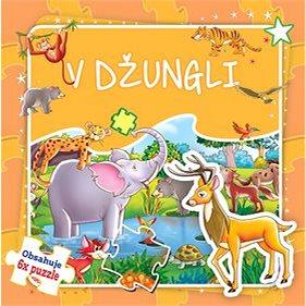 V džungli: Obsahuje 6x puzzle (978-80-8444-025-7)