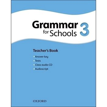 Oxford Grammar for Schools 3 Teacher´s Book with Audio CD (9780194559164)
