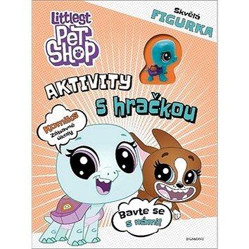 Littlest Pet Shop Aktivity s hračkou: Komiks zábavné úkoly, obsahuje figurku (8594063859283)