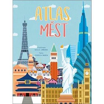 Atlas měst (978-80-7390-946-8)