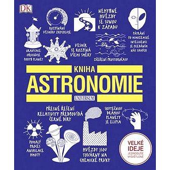 Kniha astronomie (978-80-242-6217-8)