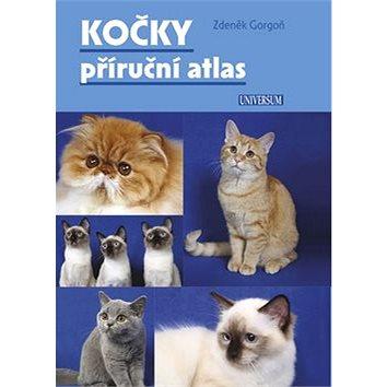 Kočky Příruční atlas (978-80-242-6284-0)