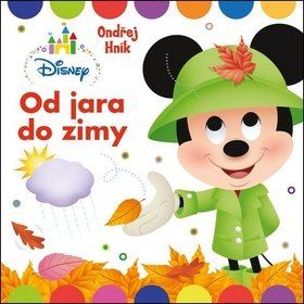 Disney Od jara do zimy (978-80-252-4387-9)