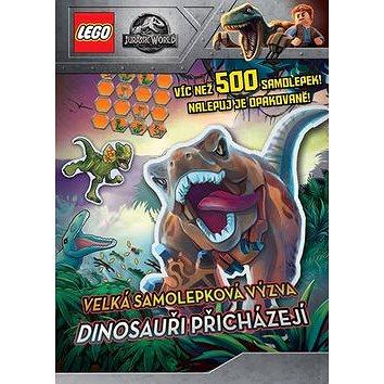 Dinosauři přicházejí: Velká samolepková výzva (978-80-7529-647-4)
