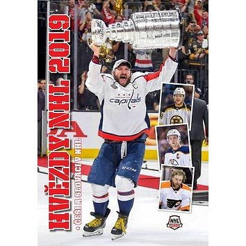 Hvězdy NHL 2019: + Češi a Slováci v NHL (978-80-252-4434-0)