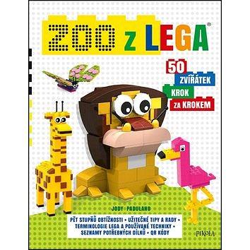 Zoo z lega 50 zvířátek krok za krokem (978-80-7617-091-9)