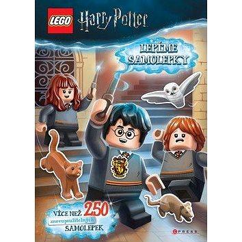 LEGO Harry Potter Lepíme samolepky: Více než 250 samolepek (978-80-264-2216-7)