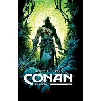 Conan z Cimmerie (978-80-257-2609-9)
