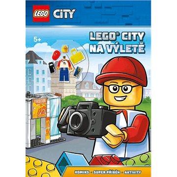 LEGO CITY Na výletě: Komiks, super příběh, aktivity (978-80-264-2212-9)