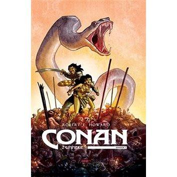Conan z Cimmerie (978-80-257-2658-7)