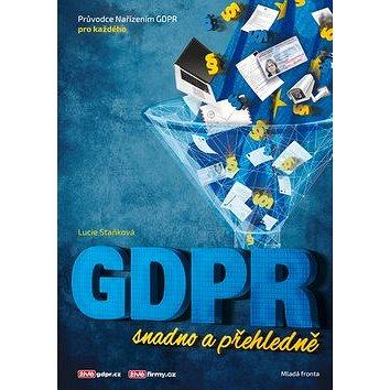 GDPR snadno a přehledně (978-80-204-5108-8)