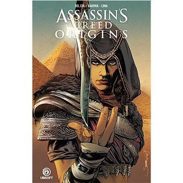 Assassin´s Creed Origins (978-80-7449-594-6)