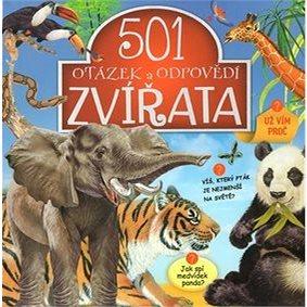 501 otázek a odpovědí Zvířata (978-80-7567-224-7)